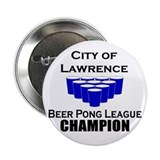 Beer pong button Single