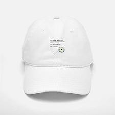 pickleball definition with ba Baseball Baseball Cap