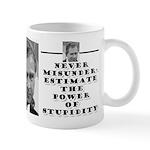 Never Misunderestimate the Po Mug