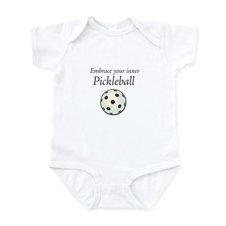 Embrace Your Inner Pickleball Infant Bodysuit