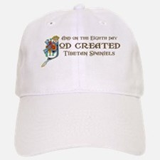 God Created Tibbies Baseball Baseball Cap
