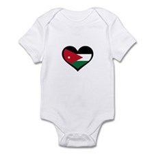 Jordanian Love Jordan Infant Bodysuit