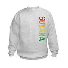 Guyana Stamp Sweatshirt