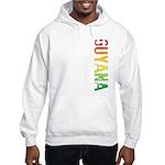 Guyana Stamp Hooded Sweatshirt