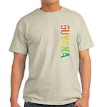 Guyana Stamp Light T-Shirt