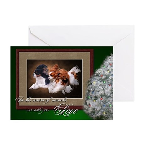 Cavaliers ChristmasCards (Pk of 20)