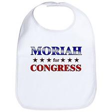 MORIAH for congress Bib
