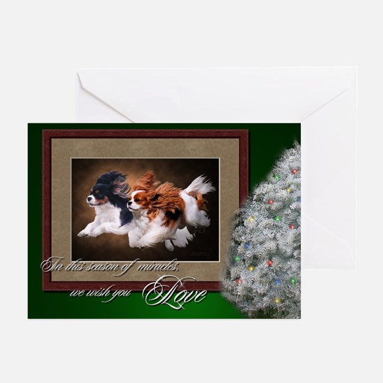 Cavaliers Christmas Cards (Pk of 20)