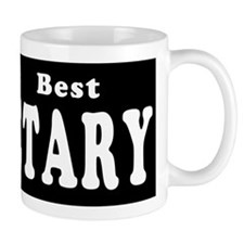World's Best Secretary Coffee Mug