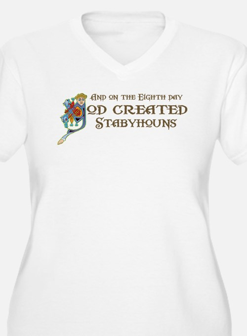 God Created Stabys T-Shirt