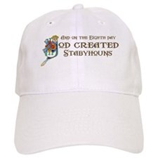 God Created Stabys Baseball Cap