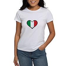 Italy Love Tee