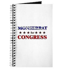 MONSERRAT for congress Journal