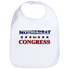 MONSERRAT for congress Bib