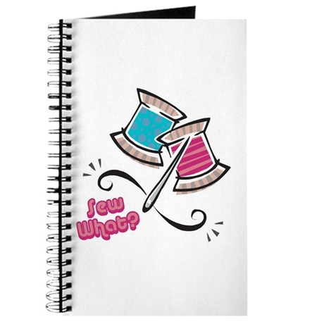 So (Sew) What? Design Journal