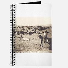 Branding Cattle Journal