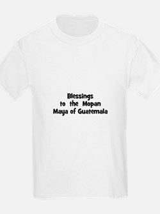 Blessings  to  the  Mopan May T-Shirt