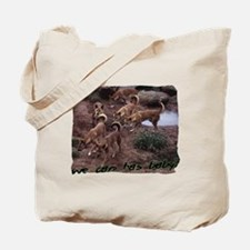 can has baby Tote Bag