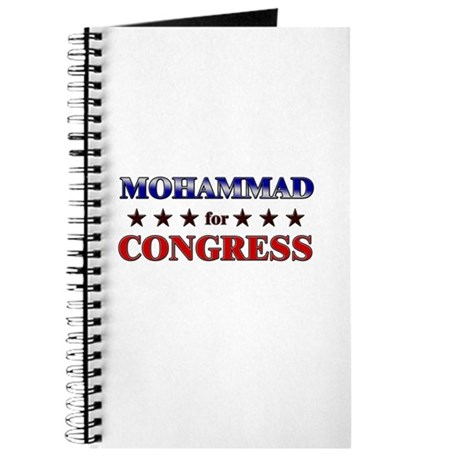 MOHAMMAD for congress Journal