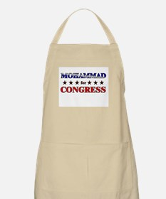 MOHAMMAD for congress BBQ Apron