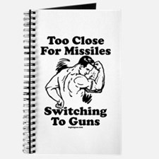 Too Close For Missiles, Switc Journal