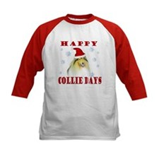 Happy Collie Days Christmas Tee