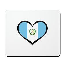 Guatemala Love Mousepad