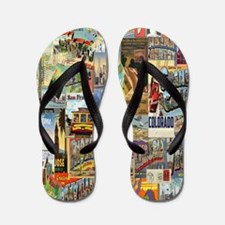 Cute Travel Flip Flops
