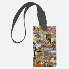 Unique Travel Large Luggage Tag