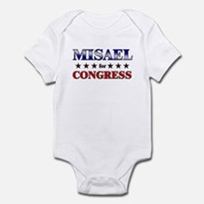 MISAEL for congress Infant Bodysuit