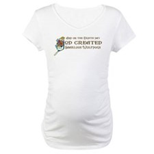 God Created Saarlooss Shirt