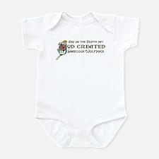 God Created Saarlooss Infant Bodysuit