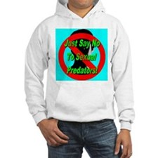 Just Say No To Sexual Predato Hoodie