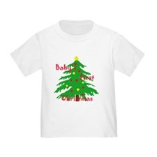 Baby's First Christmas T