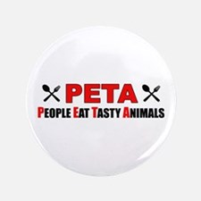 """PETA: People Eat Tasty Animals"" 3.5&quo"