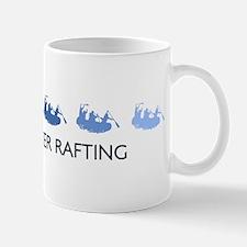 White Water Rafting (blue var Mug