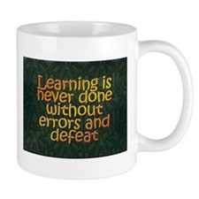 Coffee Mug - Learning is Never Done