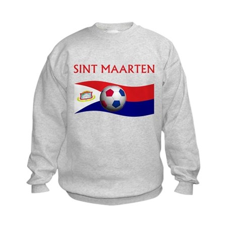 SINT MAARTEN WORLD CUP Kids Sweatshirt