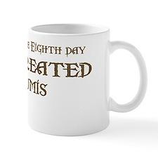 God Created Pumis Mug