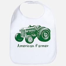 American Farmer Bib