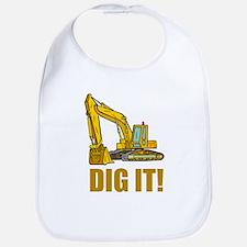 Dig It! Bib