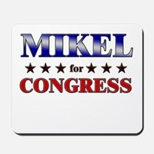 MIKEL for congress Mousepad