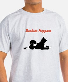 Bushido Happens T-Shirt