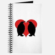 Penguin Couple Journal
