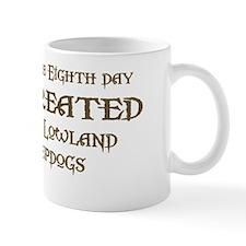 God Created PLSs Mug