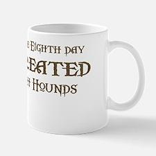 God Created Pharaohs Mug