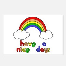 Have A Nice Day Postcards (Package of 8)