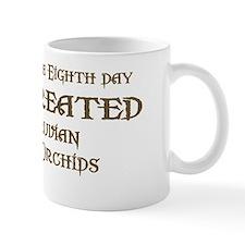 God Created PIOs Mug