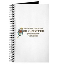 God Created Patterdales Journal