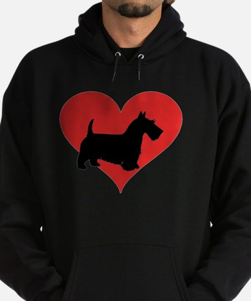 Funny Dog themed Hoodie (dark)